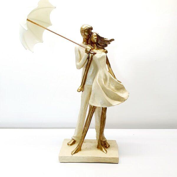 مجسمه چتری