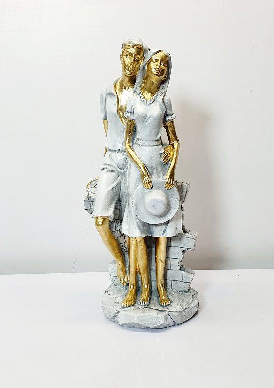 مجسمه زن و مرد