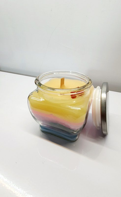 شمع دکوراتیو
