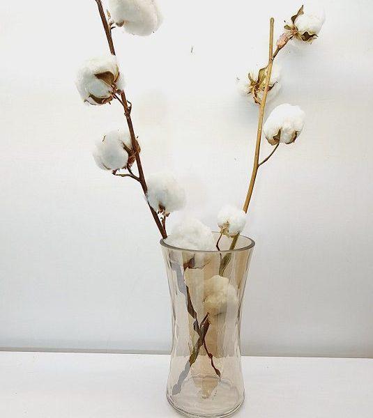 گلدان شیشه ای