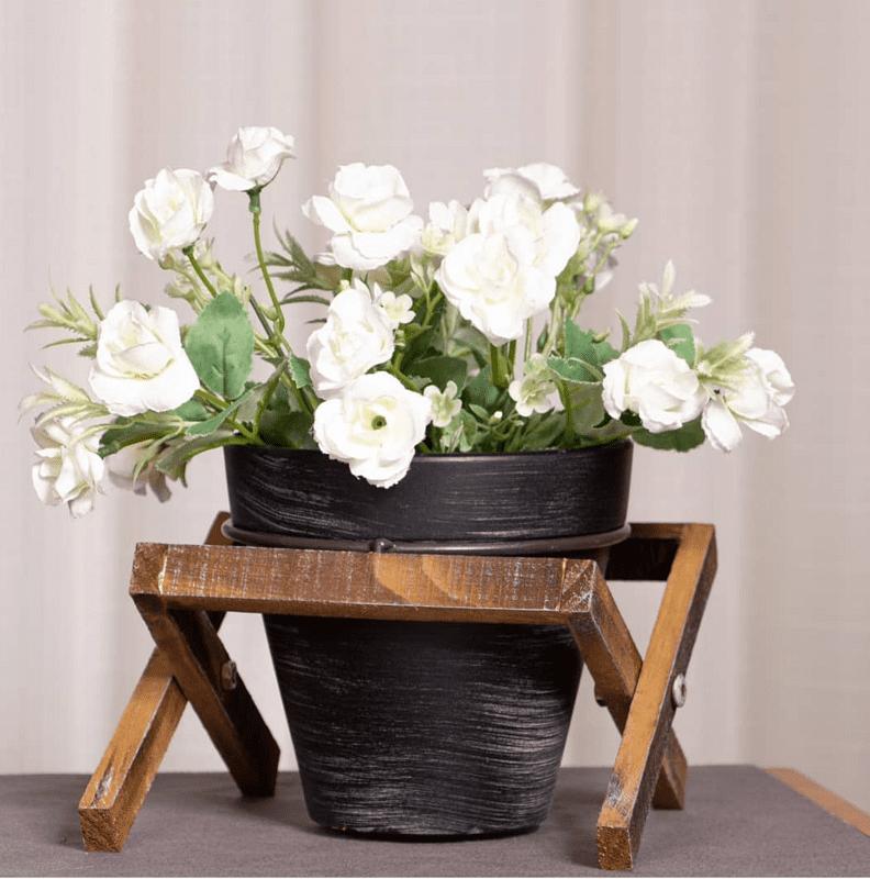 گلدان رزینی لوازم دکوری تزئینی آشپزخانه