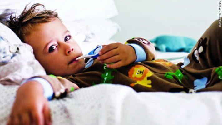 مریضی کودکان