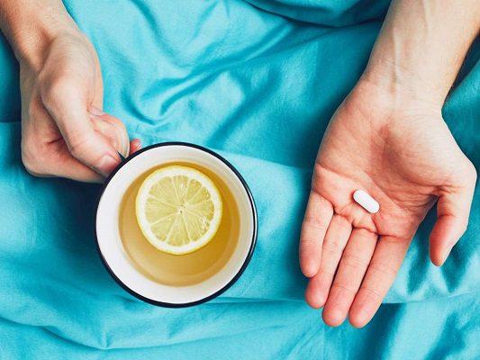 درمان انفولانزا و سرماخوردگی